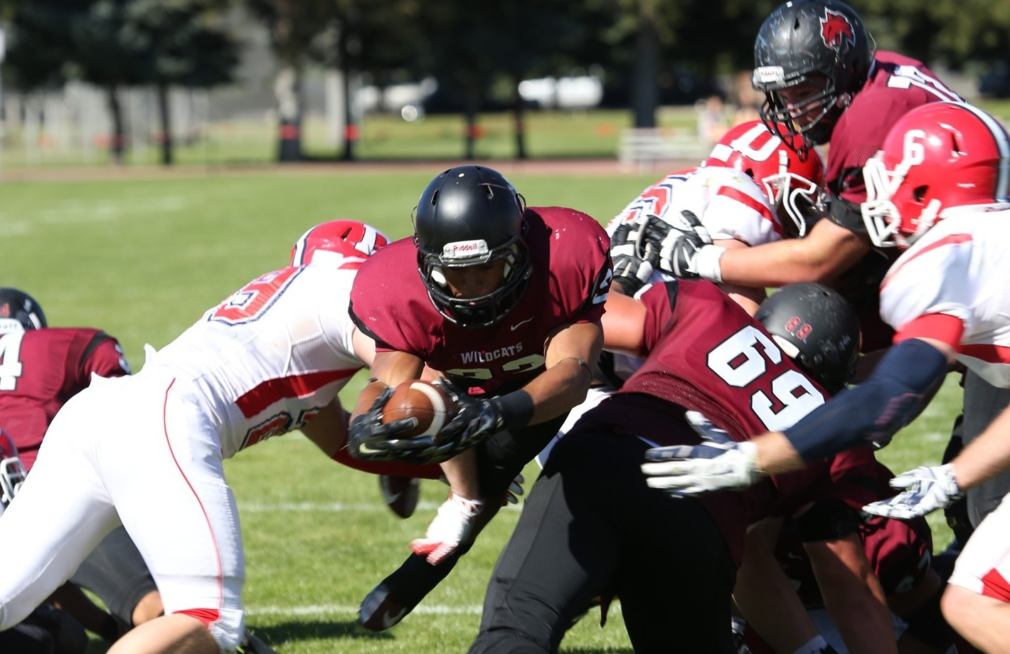 Football Travels To Dixie State In Search Of First Win In 2015