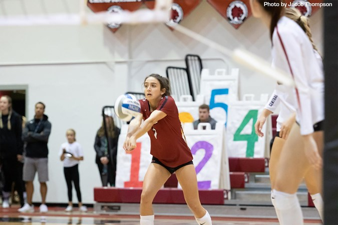 No. 25 CWU Takes Down No. 23 Cal State LA in Five Set Thriller