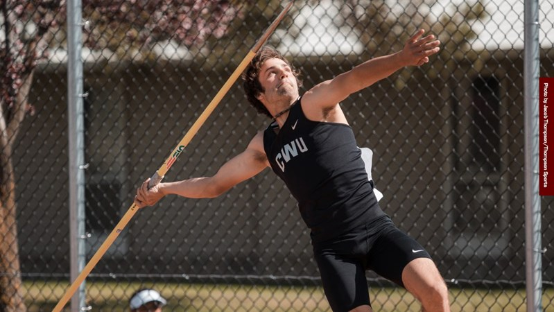 Consistency Nets Maier All-American at NCAA Outdoor Championships - Central Washington University Athletics