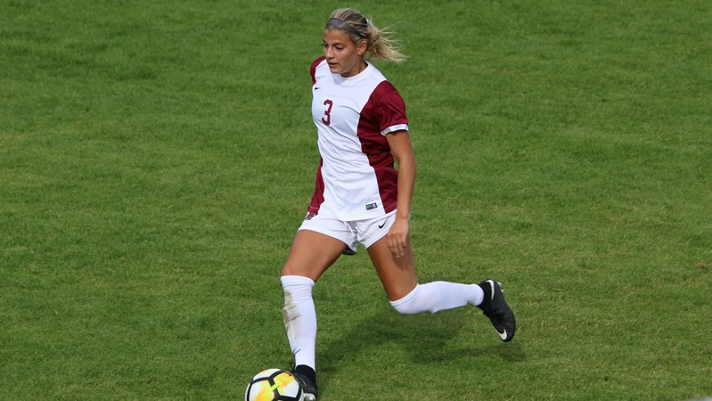 Sloan's First Goal Powers Wildcats Over Cal State East Bay